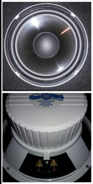 New 10 inch water proof 300 watts rms subwoofer for Sale in Huntington Park, CA