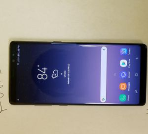 Samsung Galaxy Note 8 (Unlocked) [SM-N950U1] for Sale in Silver Spring, MD