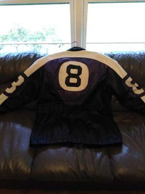 Men's leather 8 ball coat sz 2x for Sale in Rustburg, VA
