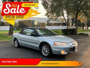 2003 Chrysler Sebring for Sale in North Highlands, CA