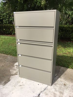 Steelcase File Cabinet DELIVERY AVAILABLE 🚗 for Sale in Bonita Springs, FL