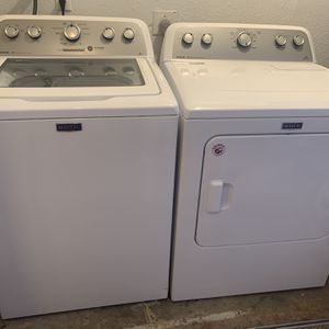 Maytag Washer and Dryer for Sale in Arvada, CO