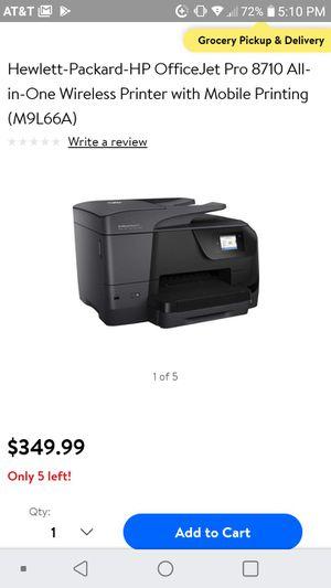 HP OfficeJet Pro 8710 New in box for Sale in Summerfield, FL