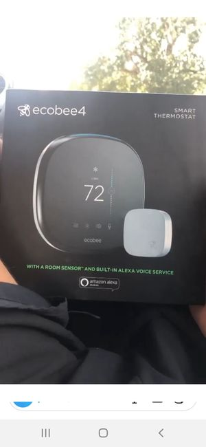 Ecobee thermostat for Sale in Houston, TX