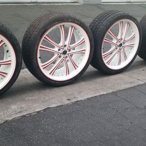 Wheel 20 5 Lugs 5x114.3 New for Sale in Long Beach, CA