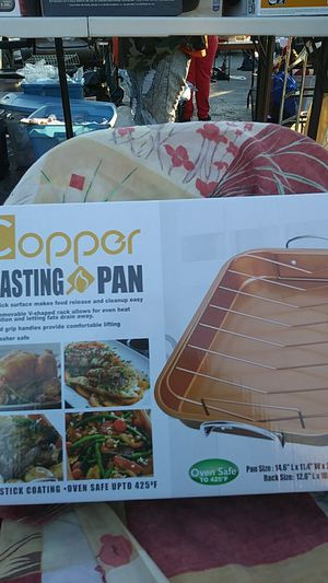 Copper Roasting Pan for Sale in Miramar, FL