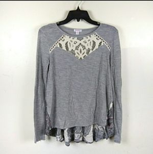 Xhilaration lace Paisley top XS for Sale in Roanoke, VA