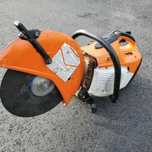 Stihl TS420 Cutoff Saw for Sale in Bristol, PA