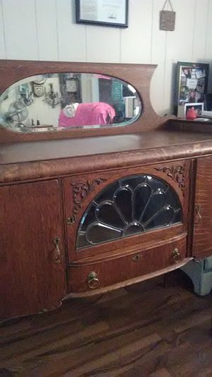 Antique Buffet for Sale in Hurst, TX