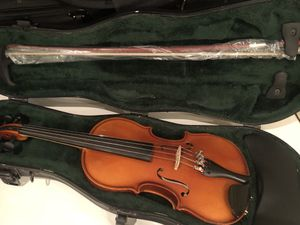Violin Used 1/2 size--Glassell brand!!!! for Sale in South Gate, CA