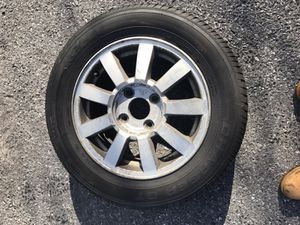 Rim and tire for Sale in Allentown, PA