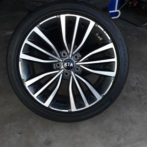 18 inch rims for Kia for sale for Sale in Phillips Ranch, CA