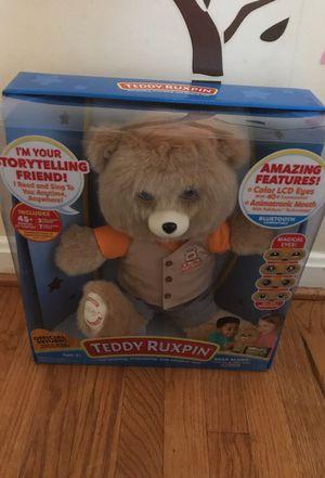 Teddy Ruxpin for Sale in Alexandria, VA