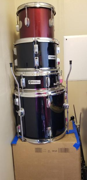 7 piece drum set for Sale in San Francisco, CA