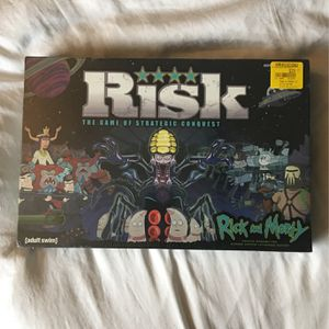 Risk: Rick And Morty Edition for Sale in Orange, CA