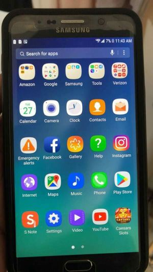 SAMSUNG Galaxy Note 5! for Sale in Euclid, OH
