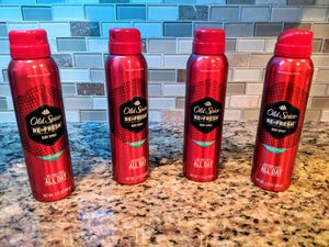 Men's Old Spice spray $3.75 each. Customize a bundle for yourself by selecting other items you need from my page. for Sale in Acworth, GA
