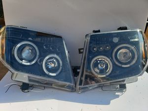 Nissan Frontier 2005-2008 Halo Projector Headlights for Sale in Pomona, CA