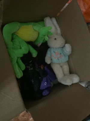 14 stuffed animals for $10 for Sale in Perris, CA