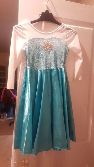 Disney's Elsa Princess dress for Sale in Lexington, MA