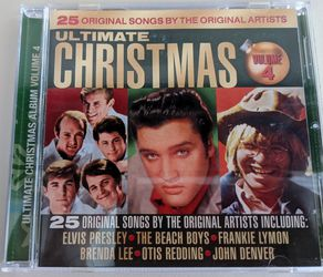 """""""Ultimate Christmas""""-music CD for Sale in Berlin,  CT"""