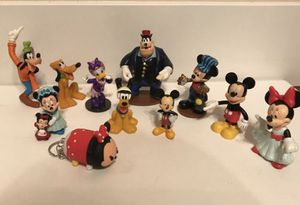 Disney's Mickey Mouse collection action figures 11 for Sale in Kirkland, WA
