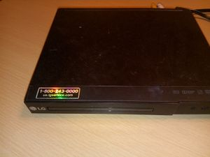 DVD and CD Player LG for Sale in Houston, TX