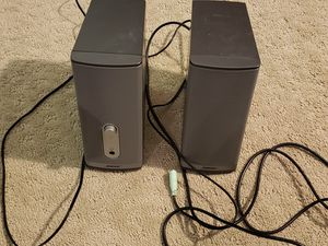 Bose computer speakers - missing power cable for Sale in Rockville, MD