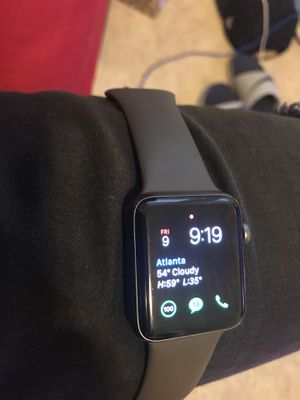 Apple watch series 3 gps for Sale in Atlanta, GA