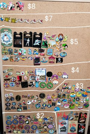 Disney pins for Sale in Enumclaw, WA