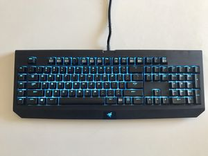 Razer Blackwidow Chroma Multi-Color Mechanical Gaming Keyboard for Sale in College Station, TX