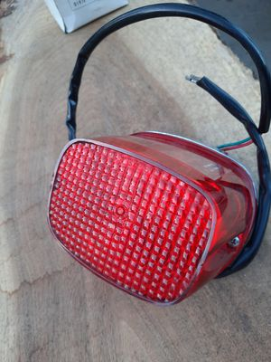 $20 Vintage Harley Davidson Oem Rear Tail Light Assembly H-d Part # 5937742 for Sale in Grove City, OH