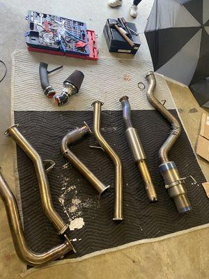 2015+ Subaru WRX parts for Sale in Alexandria, VA