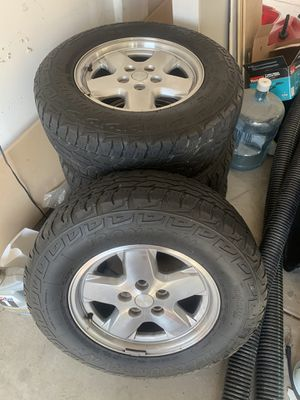 OEM Jeep wheels for Sale in Sacramento, CA