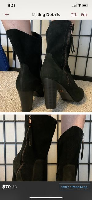 Ugg Heeled Boots for Sale in Safety Harbor, FL