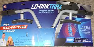 Lo-Bak Trax for Sale in Phoenix, AZ