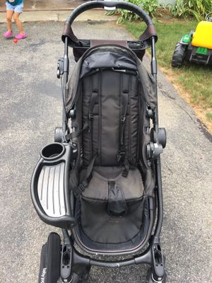 City Select baby jogger 2014 model w/black frame. for Sale in East Longmeadow, MA