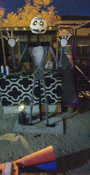 Nightmare before Christmas/jack skeleton for Sale in Las Vegas, NV