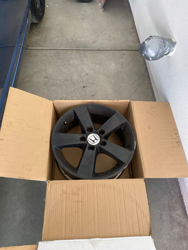 Honda Civic Rims 2007