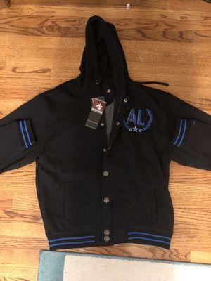 Al-Wissam Men's Hoodie/Jacket for Sale in Dearborn, MI