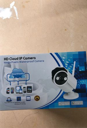 Security HD Cloud IP Camera for Sale in Portland, OR