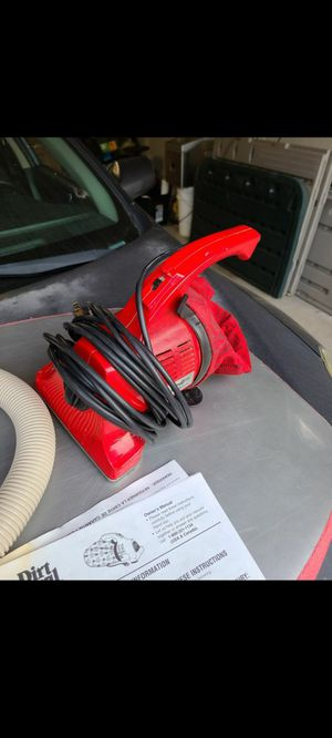 Dirt Devil Handheld Vacuum with attachments for Sale in Long Beach, CA