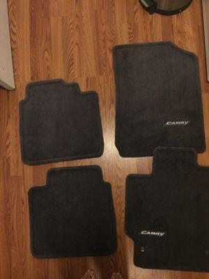 Toyota Camry car mats for Sale in Alexandria, VA