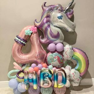 Birthday Balloon Bouquet Delivery for Sale in Boca Raton, FL
