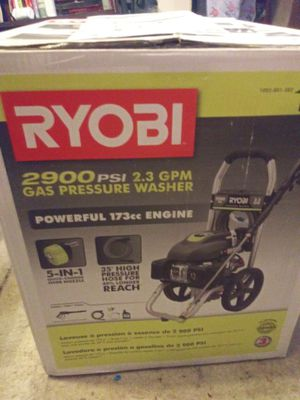 2900 PSI 2.3GPM GAS PRESSURE WASHER for Sale in Nottingham, MD