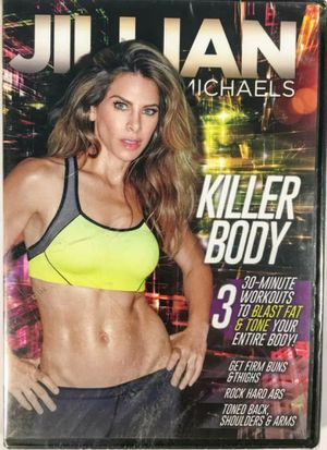 Jillian Michaels Killer Body/ SHIPPING AVAILABLE BY REQUEST. for Sale in Covina, CA