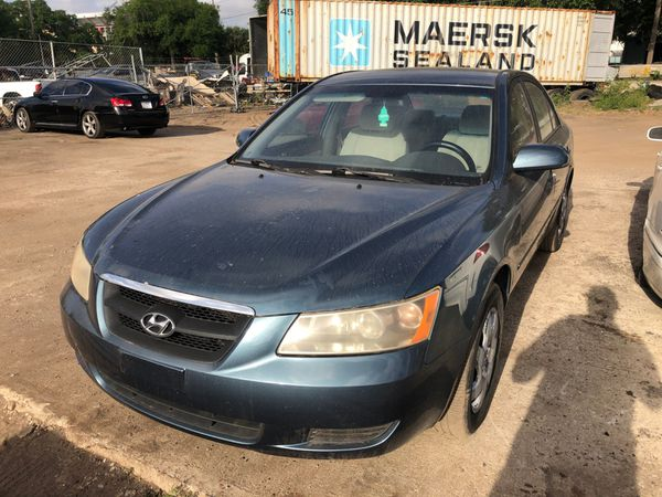 2006 Hyundai Sonata . Parts only