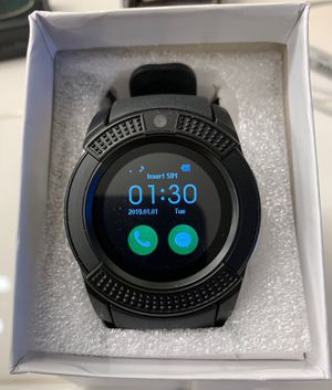 V8 Sport Smart Watch BLACK for Sale in Los Angeles, CA