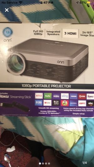 Projector for Sale in St. Louis, MO