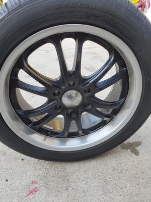 20 inch rims for Sale in Ontario, CA